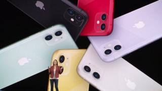 애플이 10일 아이폰11을 포함한 신제품을 공개했다