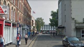 St Aldate Street, Gloucester