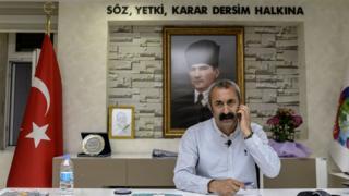 Belediye Başkanı Fatih Maçoğlu