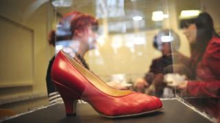 Northampton's shoe collection
