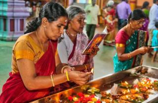 श्रीलङ्का मन्दिर