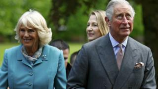 Camilla, the Duchess of Cornwall, and Prince Charles picture in 2015