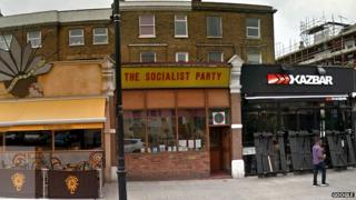 Socialist headquarters