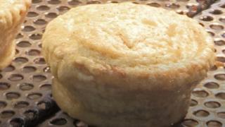 deep fried mince pie