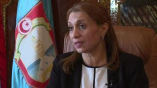 أول امرأة ترأس بلدية تونس منذ 1858