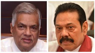 Thread for News on Local and Foreign Politics  - Page 7 _104808828_mahinda_ranil