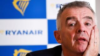 Ryanair expects to win in airline 'fare wars' | BBC News