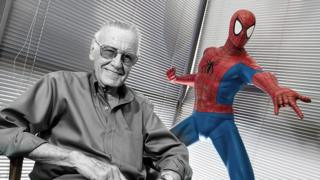 Стен Ли и Человек-паук