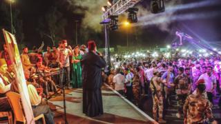 Mosul Peace Festival (Sept 2017)