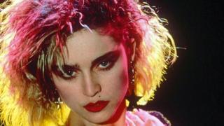 麥當娜是1980年代排行榜的常勝軍。