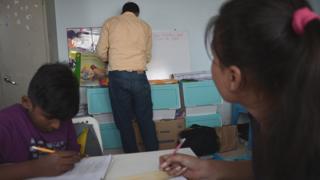 PAKISTAN refugee school thailand