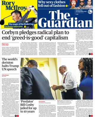 The Guardian: 26 Sept