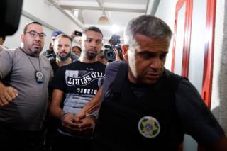 Prisão de Rogério 157 no Rio