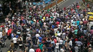 احتجاجات شهر يونيو/حزيران في إيران