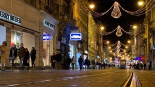 Овако изгледа Илица, једна од најдужих загребачких улица