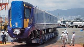 Hitachi-built trains for Scotrail