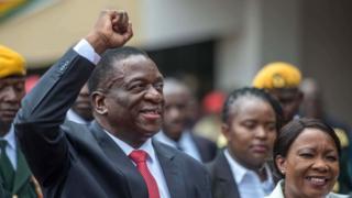 Mnangagwa yavuze ko gutosekaza imigambi n'amategeko y'umugambwe bitazosubira