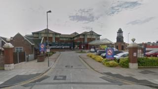 Blackpool Victoria Hospital