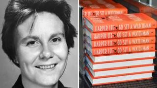 Harper Lee and Go Set a Watchman books
