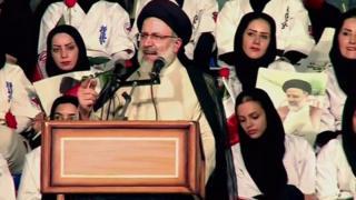 Este viernes los iraníes están llamados a acudir a las urnas para elegir presidente en unas elecciones en las que Hassan Rouhani buscará la reelección.