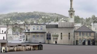 Bath Heritage Centre plans