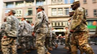 ABD askerleri