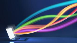 Superfast broadband wires