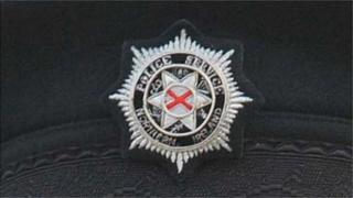 The PSNI said a 'significant operation was ongoing'
