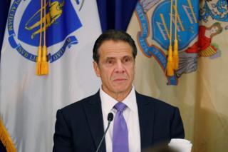 فرماندار نیویورک می گوید حال زن بیمار وخیم نیست