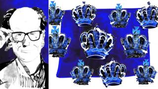 Will Gompertz and The Crown