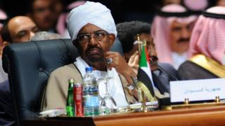 Sudan's Bashir asked to Saudi summit with Trump despite ICC charges