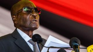 Rais Mugabe anasema kuwa Zimbabwe ni taifa la pili kwa maendeleo barani Afrika