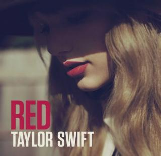 Taylor Swift album cover Red