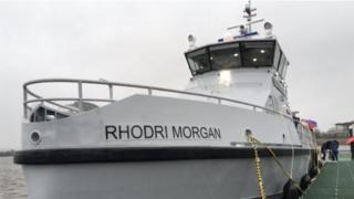 FPV Rhodri Morgan