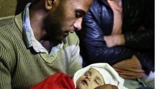 Погибшая в Газе Лейла Гандур