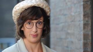 Miranda Hart in Call the Midwife