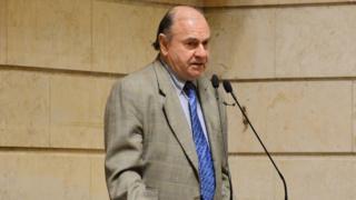 O vereador Cesar Maia