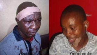 Emmanuel Oladesu na Tope Ogunbanke