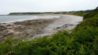 Port Eynon Bay