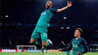 Ajax da Tottenham