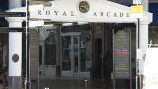Royal Arcade, Worthing