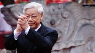 वियतनाम के राष्ट्रपति चांग