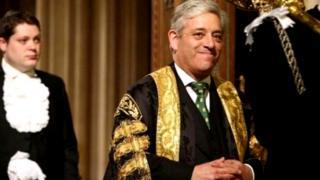 Chủ tịch Hạ viện Anh, John Bercow