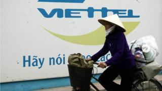 Viettel, viễn thông, Myanmar