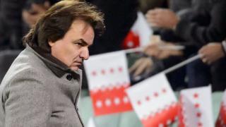 Christian Constantin, le président du FC Sion (D1 Suisse) est suspendu pour 9 mois.