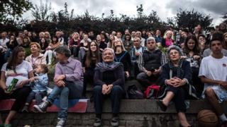 Čitaoci različitih generacija na festivalu KROKODIL