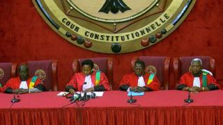 Cour constitutionnelle, Gabon