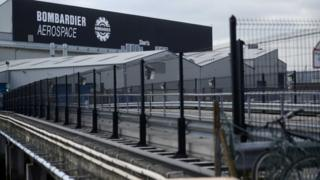 Bombardier has made a series of job cuts over the past two years
