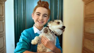 Amani Picci as Tintin