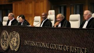 المحكمة ألزمت الإمارات بلم شمل القطريين قبل النظر في القضية